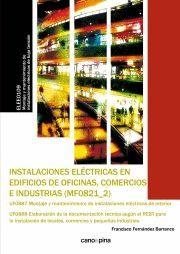 INSTALACIONES ELECTRICAS EN EDIFICIOS DE OFICINAS, COMERCIOS