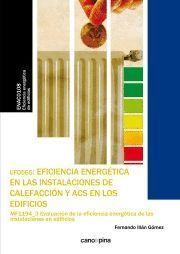 EFICIENCIA ENERGETICA EN LAS INSTALACIONES DE CALEFACCION Y ACS