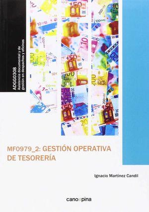 GESTION OPERATIVA DE TESORERIA