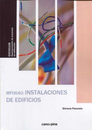 MF0640 INSTALACIONES DE EDIFICIOS