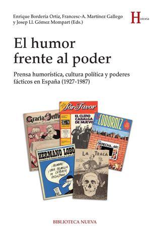 EL HUMOR FRENTE AL PODER