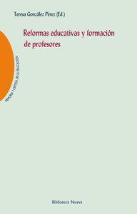 REFORMAS EDUCATIVAS Y FORMACION DE PROFESORES