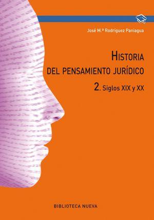 HISTORIA DEL PENSAMIENTO JURIDICO 2