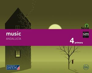 MUSIC. 4 PRIMARY. SAVIA. ANDALUCÍA