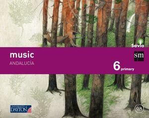 MUSIC. 6 PRIMARY. SAVIA. ANDALUCÍA