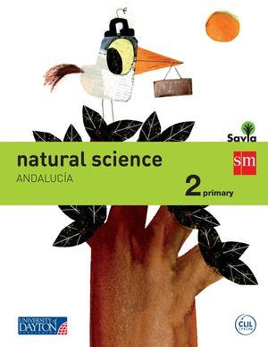 NATURAL SCIENCE 2ºEP. SAVIA 2015
