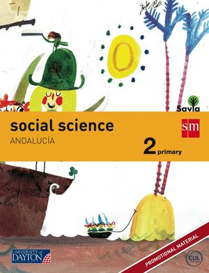 SOCIAL SCIENCE 2ºEP. SAVIA 2015