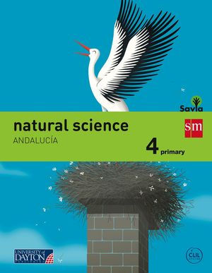 NATURAL SCIENCE 4ºEP. SAVIA 2015