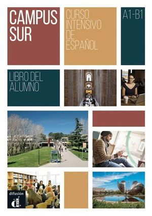 CAMPUS SUR. LIBRO DEL ALUMNO + MP3 DESCARGABLE
