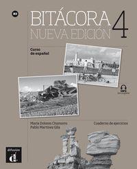 BITÁCORA 4 CUADERNO DE EJERCICIOS. B2