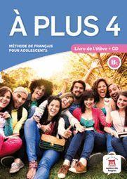 A PLUS 4 LIBRO + CD B1