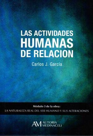 LAS ACTIVIDADES HUMANAS DE RELACION MODULO 3