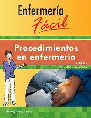 PROCEDIMIENTOS EN ENFERMERIA 2ªED.