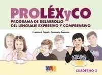 PROLEXYCO CUADERNO 2 (ESPIRAL)
