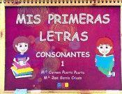 MIS PRIMERAS LETRAS CONSONANTES 1 (ESPIRAL)