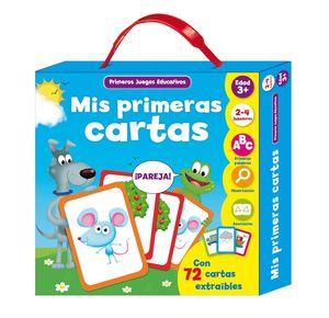 MIS PRIMERAS CARTAS