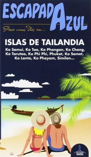 ISLAS DE TAILANDIA ESCAPADA AZUL 2015