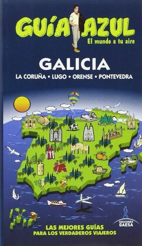 GALICIA (GUIA AZUL) (2016)