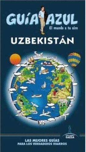 UZBEKISTAN (GUIA AZUL) (2016)