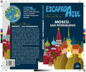 MOSCU Y SAN PETERSBURGO ESCAPADA AZUL