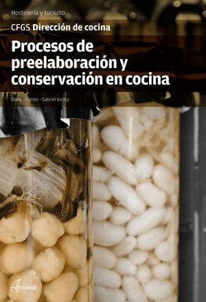 PROCESOS PREELABORACION Y CONSERVACION EN COCINA
