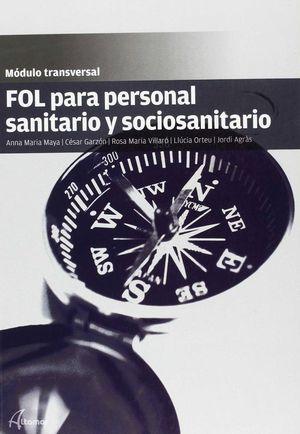 FOL PARA PERSONAL SANITARIO Y SOCIOSANITARIO