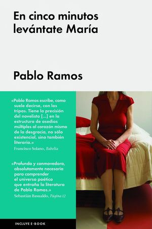 EN CINCO MINUTOS LEVANTATE MARIA (INCLUYE E-BOOK)
