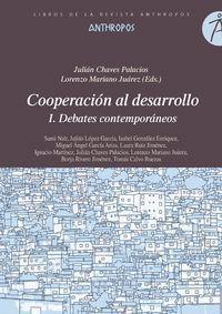 COOPERACIÓN AL DESARROLLO I
