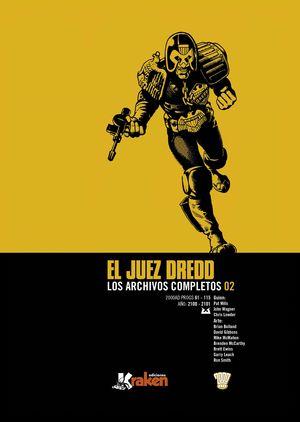 JUEZ DREDD. LOS ARCHIVOS COMPLETOS 02