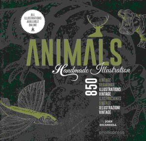 ANIMALS HANDMADE ILLUSTRATION