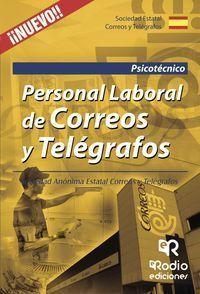 PERSONAL LABORAL DE CORREOS Y TELÉGRAFOS
