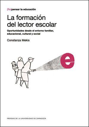 LA FORMACION DEL LECTOR ESCOLAR
