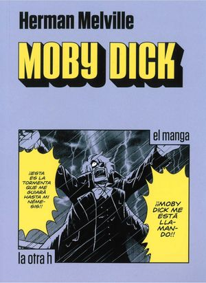 MOBY DICK (MANGA)