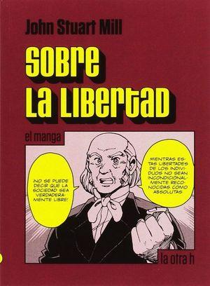 SOBRE LA LIBERTAD (MANGA)