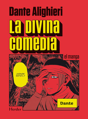 LA DIVINA COMEDIA (MANGA)