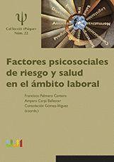 FACTORES PSICOSOCIALES DE RIESGO
