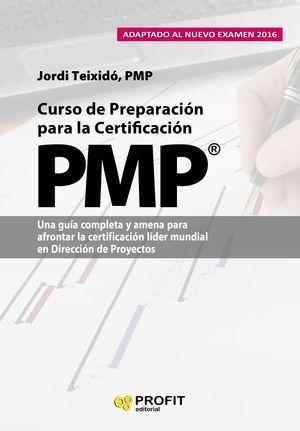 CURSO DE PREPARACION PARA LA CERTIFICACION PMP