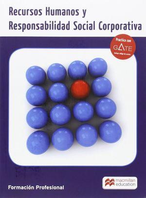 RECURSOS HUMANOS Y RESPONSABILIDAD SOCIAL PK 16