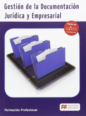 GESTION DE LA DOCUMENTACION JURIDICA Y EMPRESARIAL G.S 2016