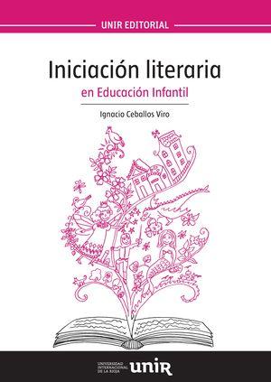 INICIACION LITERARIA EN EDUCACION INFANTIL