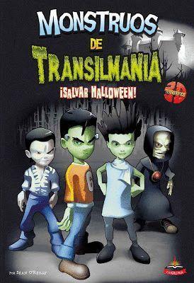 MONSTRUOS DE TRANSILVANIA: SALVAR HALLOWEEN!