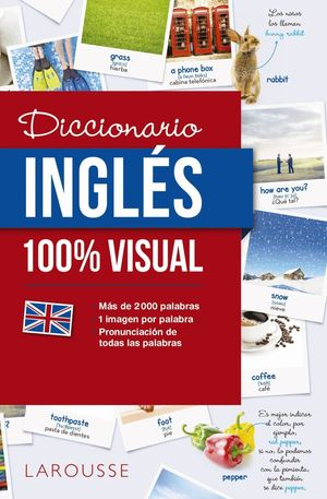 DICCIONARIO DE INGLES 100% VISUAL