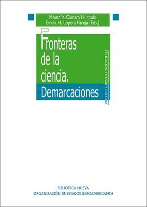 FRONTERAS DE LA CIENCIA DEMARCACIONES