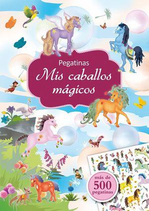 PEGATINAS MIS CABALLOS MAGICOS