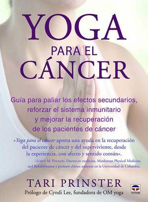 YOGA PARA EL CANCER