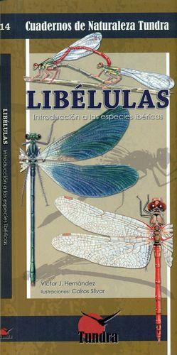 LIBELULAS INTRODUCCION A LAS ESPECIES IBERICAS