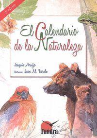 CALENDARIO DE LA NATURALEZA 2'ED