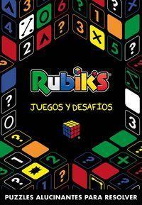 RUBIK'S. JUEGOS Y DESAFIOS