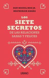 LOS SIETE SECRETOS DE LAS RELACIONES SANAS Y FELICES