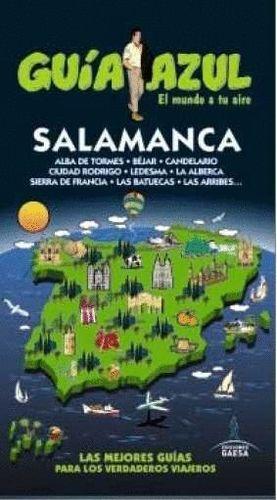 SALAMANCA (GUIA AZUL) 2016